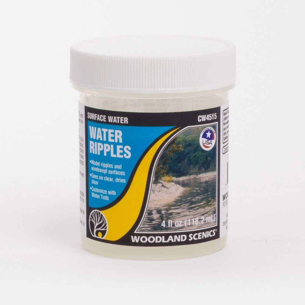 WCW4515 Water Ripples Surface Water