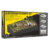 Subterrain Scenery Kit