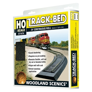 HO Track-Bed™ Roll 24'