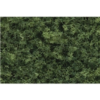"¾""-3"" Medium Green Deciduous Trees (21/Kit)"