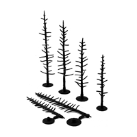"2½""-4"" Tree Armatures"